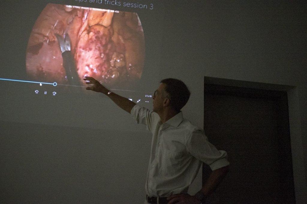 Robotic Right Colectomy (Da Vinci Xi – Autonomy Surgery)