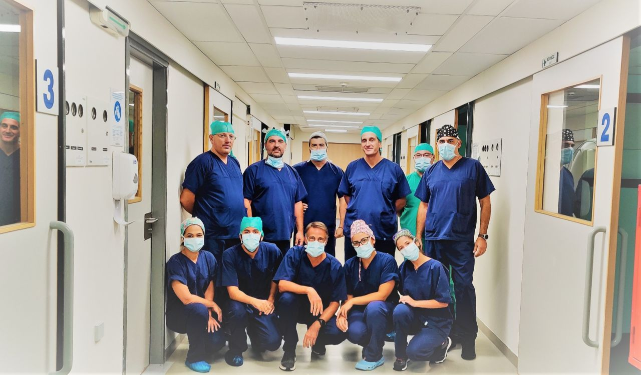 Node Institute Team Members 2020 in ΥΓΕΙΑ / Hygeia Hospital
